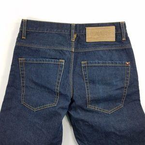 Coalatree Button Fly Organic Cotton Denim Jeans
